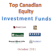 Top 8 Canadian Equity Mutual Funds 2011