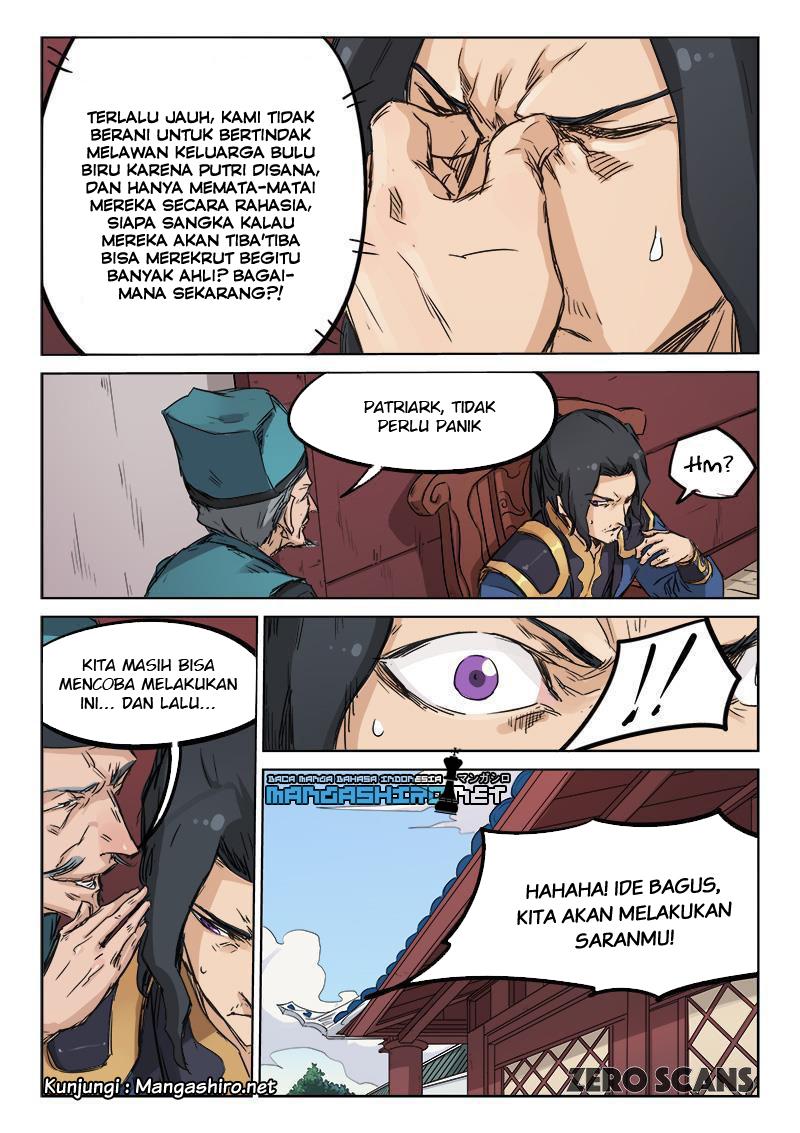 Star Martial God Technique Chapter 133-10