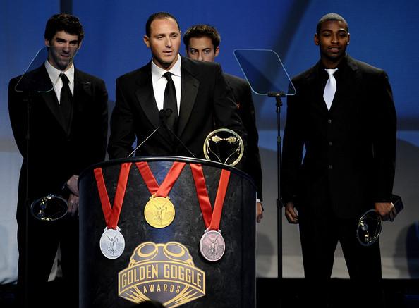 USA Swim Team Olympic Gold Medalist Golden Goggle Awards
