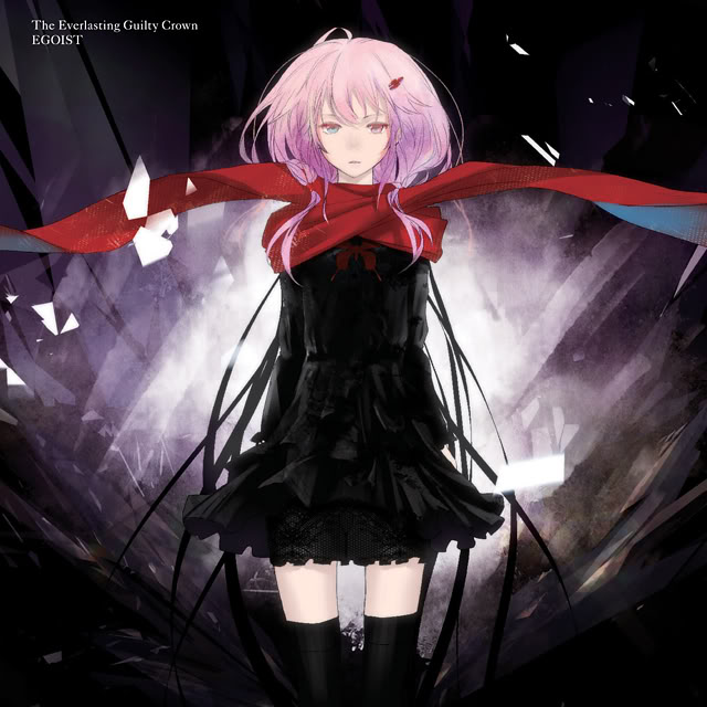 EGOIST The Everlasting Guilty Crown lyrics cover