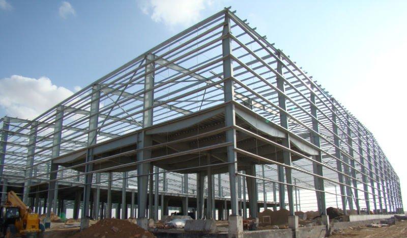 Estructuras: Acero Estructural como elemento primordial en las ...