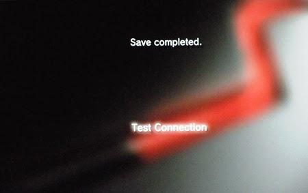 Konsola PS3 - test połączenia z siecią Wi-Fi