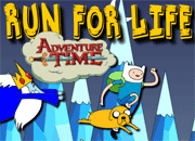 Adventure Time Run For Life