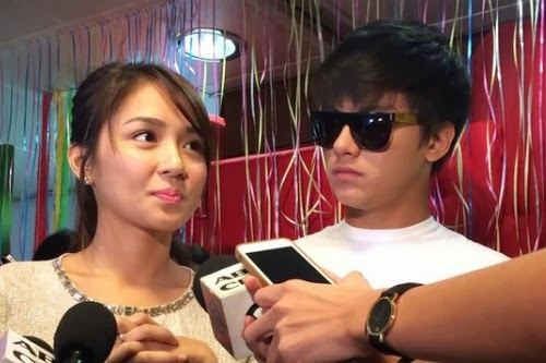 Kathryn, Daniel now a couple?