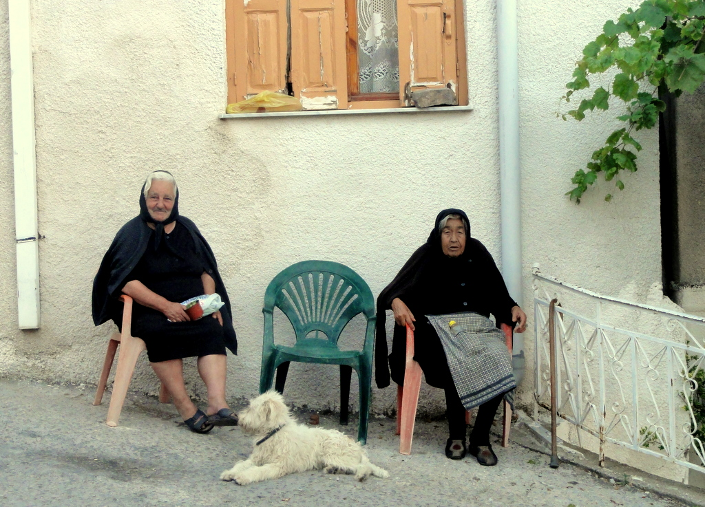 black women in greece