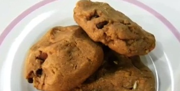 Receta Imperdible Galleta de Chocolate