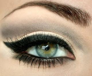 maquillaje de noche para ojos fcil