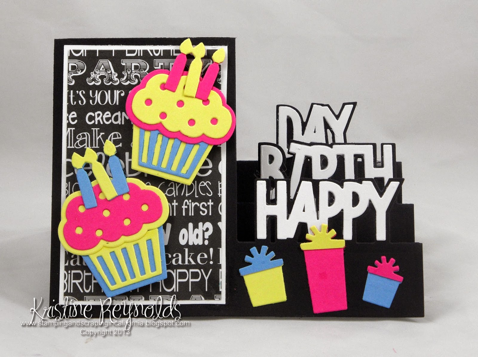 how to make birthday cap step by step