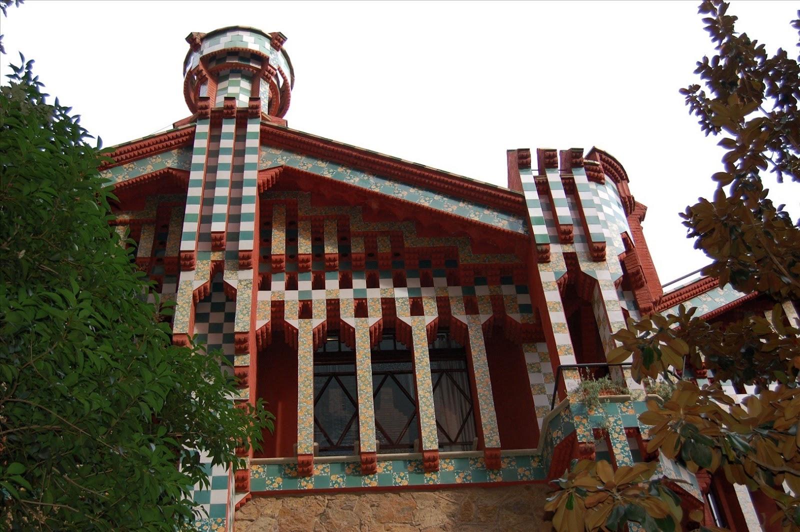 Barcelona turismo que ver en barcelona visitar barcelona barcelona y gaudi su obra las - Casas de musica en barcelona ...