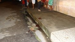 MACEIÓ: População espanca jovem de 15 anos suspeito de cometer homicídio