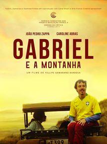 Gabriel e a Montanha - Nacional