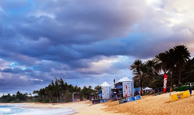 38 Vans World Cup 2014 Beach Scene Day 2 Foto ASP Ed Sloane