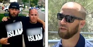 Biasa Menghina Islam, Pria Ini Menangis Ketika Diajak Masuk Masjid