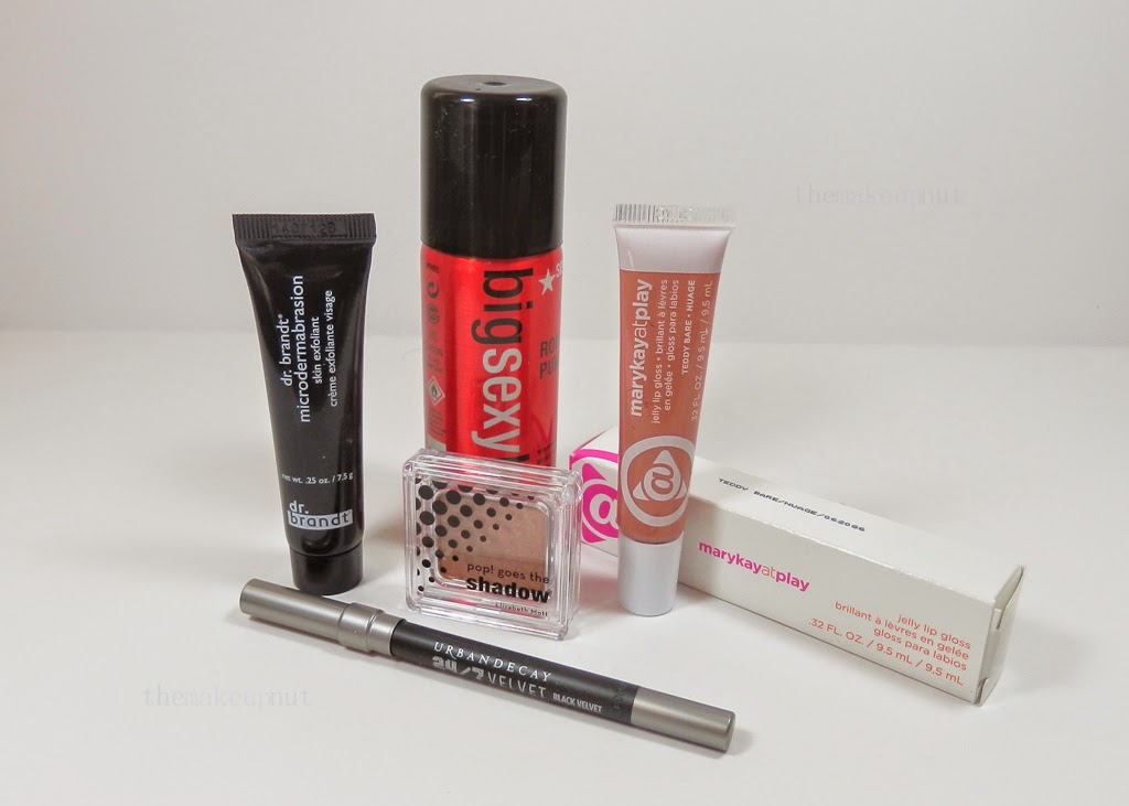 April 2014 Ipsy Glam Bag