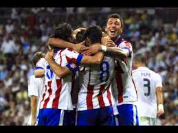 Olympiacos 3 - 2 Atletico Madrid