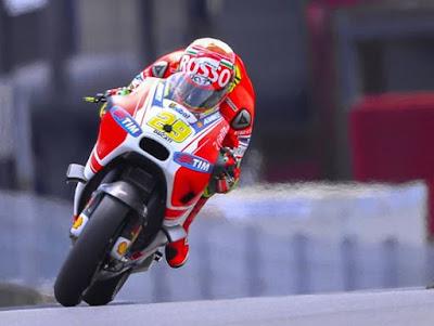 Jump-Start? Race Direction 'Tak Kuasa' Hukum Iannone