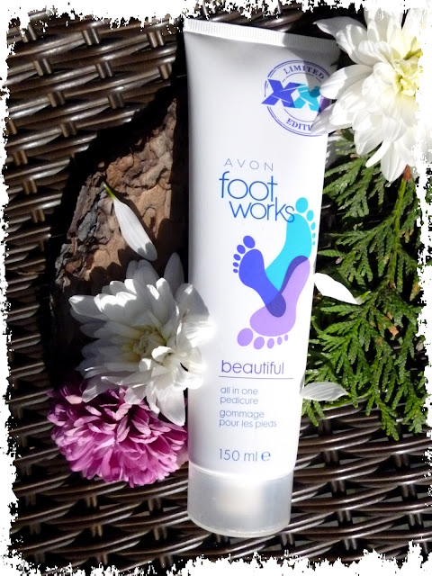 Avon, Foot works, Pedikiur doskonały