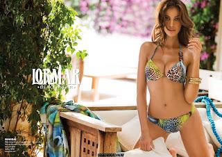Madalina Ghenea Swimwear, Lormar Summer Swimwear