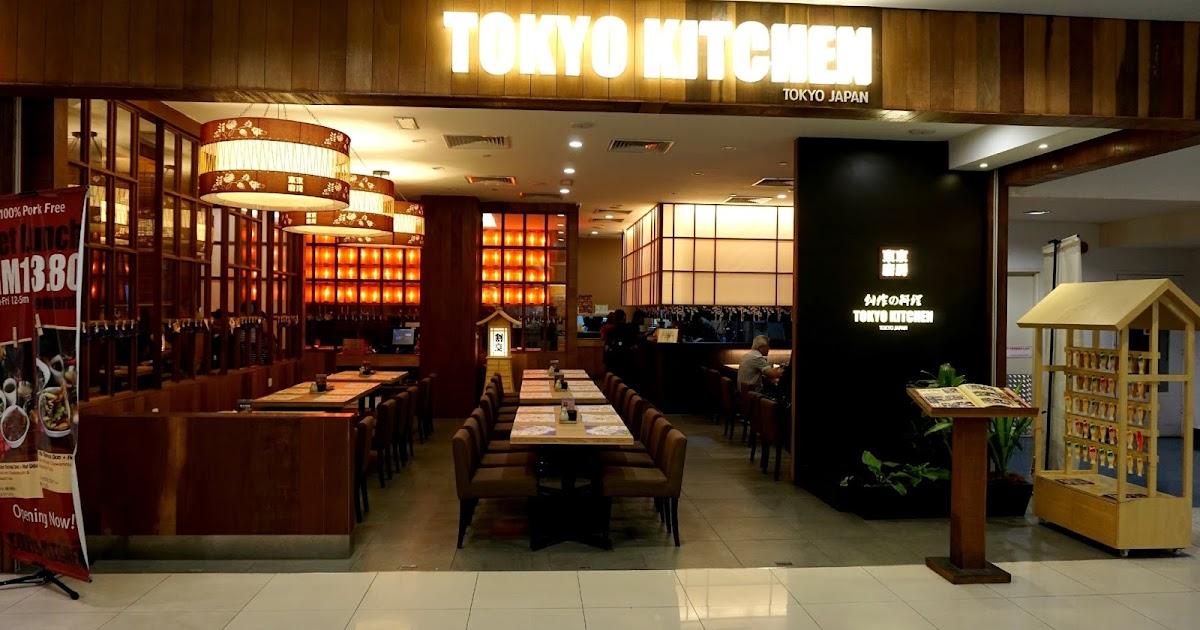 猪仔食记 東京廚房 Tokyo Kitchen Sunway Pyramid Bandar Sunway