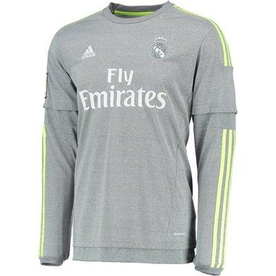 Seconda Maglia Real Madrid prima