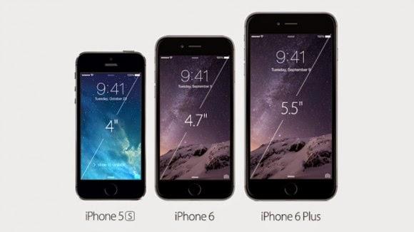 Harga Apple iPhone All Version, Harga iPhone 2014