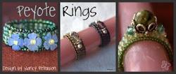 Peyote Rings
