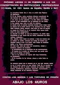 Concentración Apoio Noelia Xoves 14. Madrid.