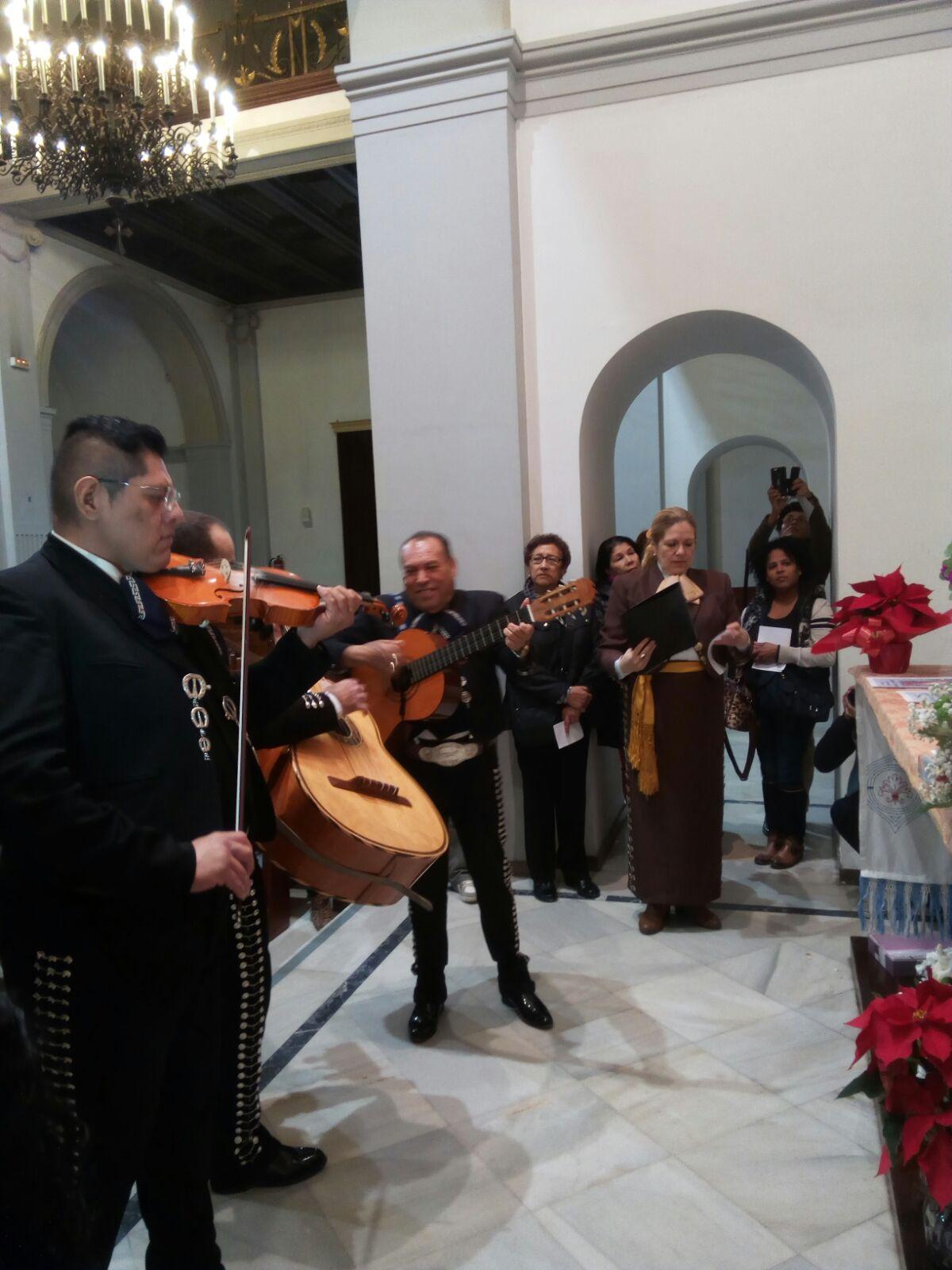 Festivitat de la Mare de Déu de Guadalupe
