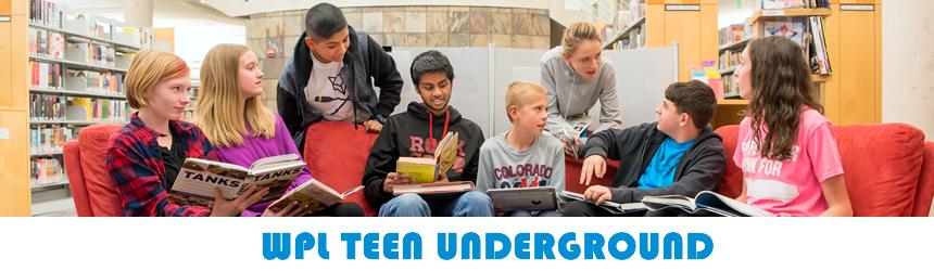 Teen Underground Blog