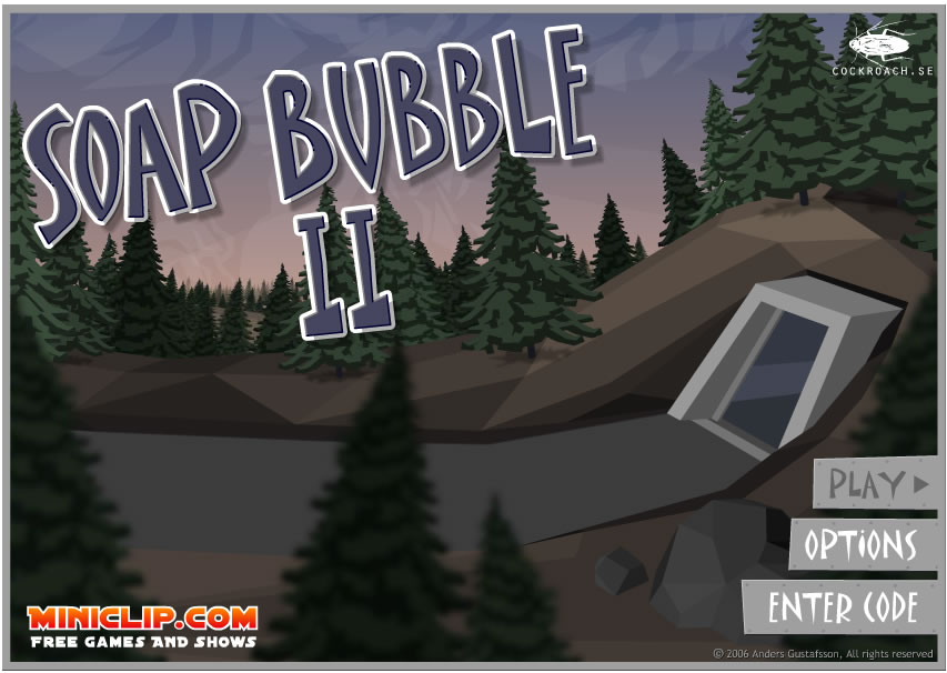 Game : Soap Bubble 2