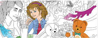 image Canadian Adult Colouring Contest Image - Sample