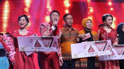 Foto Danang Saat Menjadi Jawara D'Academy Asia 2015