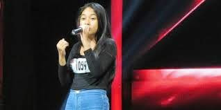 Ismi Reza Peserta X-Factor Indonesia