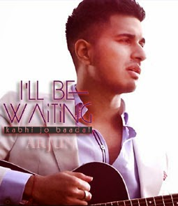 I'll Be Waiting (Kabhi Jo Baadal Barse) Lyrics -