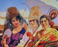 Pintores y Artistas de Sanlúcar la Mayor.