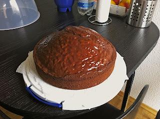 """<img alt="""" Gâteau de boue au chocolat."""""""