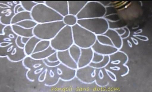 kolam for Pongal- Sankranti muggulu - rangoli designs | Kolam by Sudha ...
