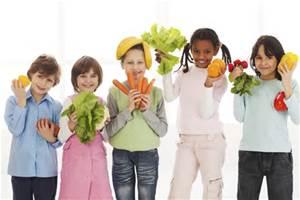 7 Dicas para a saúde e perda de peso 4 Kids