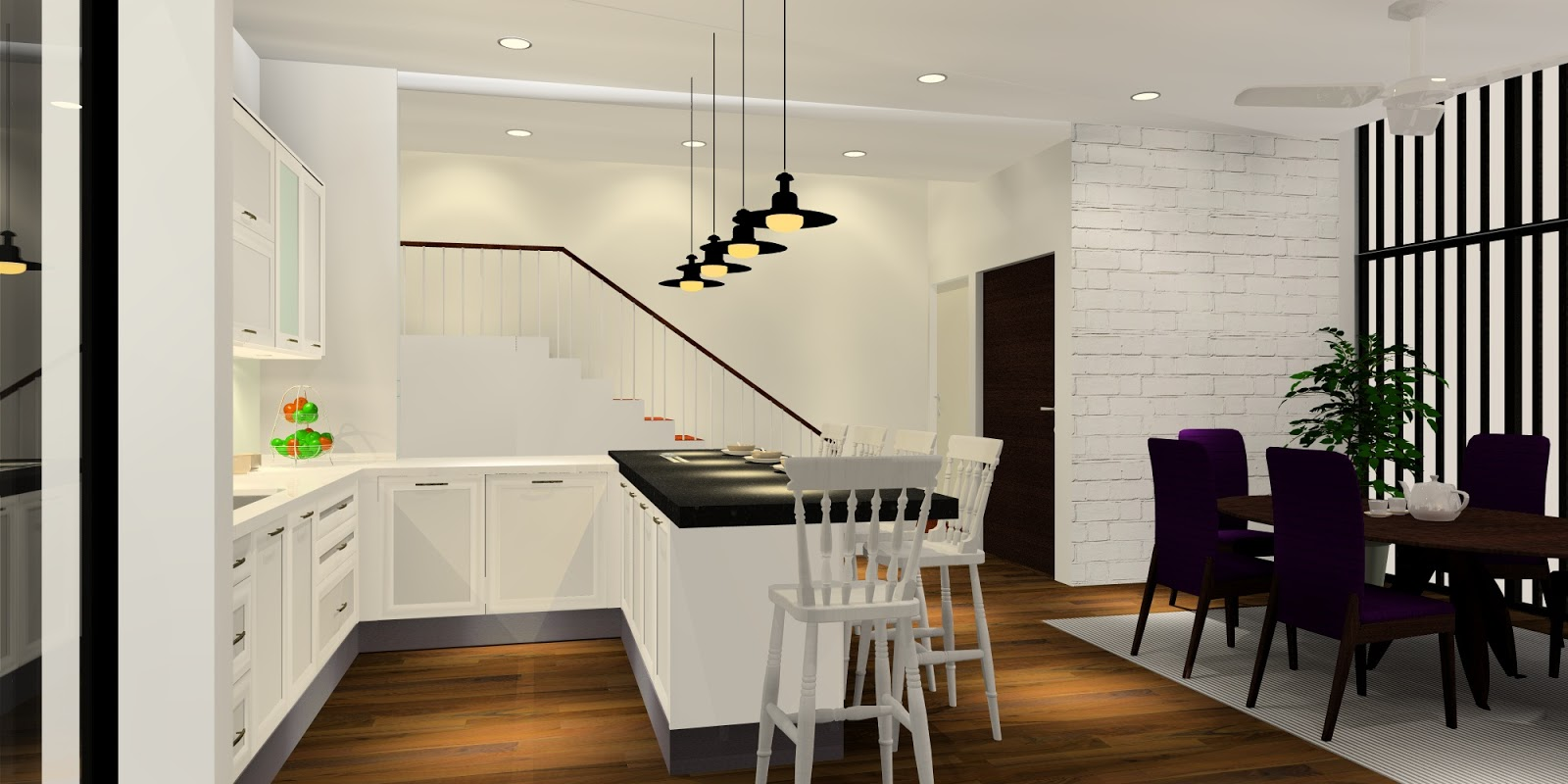Creating happiness through my interior designs - home, kitchen and ...