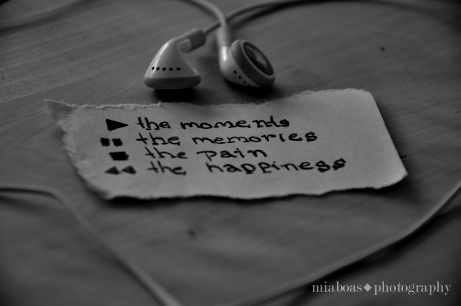 Music Is the Moment