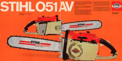 Stihl 051 AV