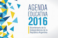 AGENDA EDUCATIVA 2016 CABA