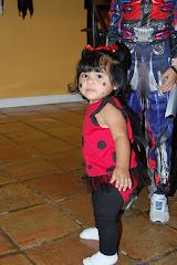 Mommy's Cute Ladybug