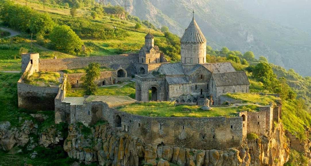 Monasterio en Armenia
