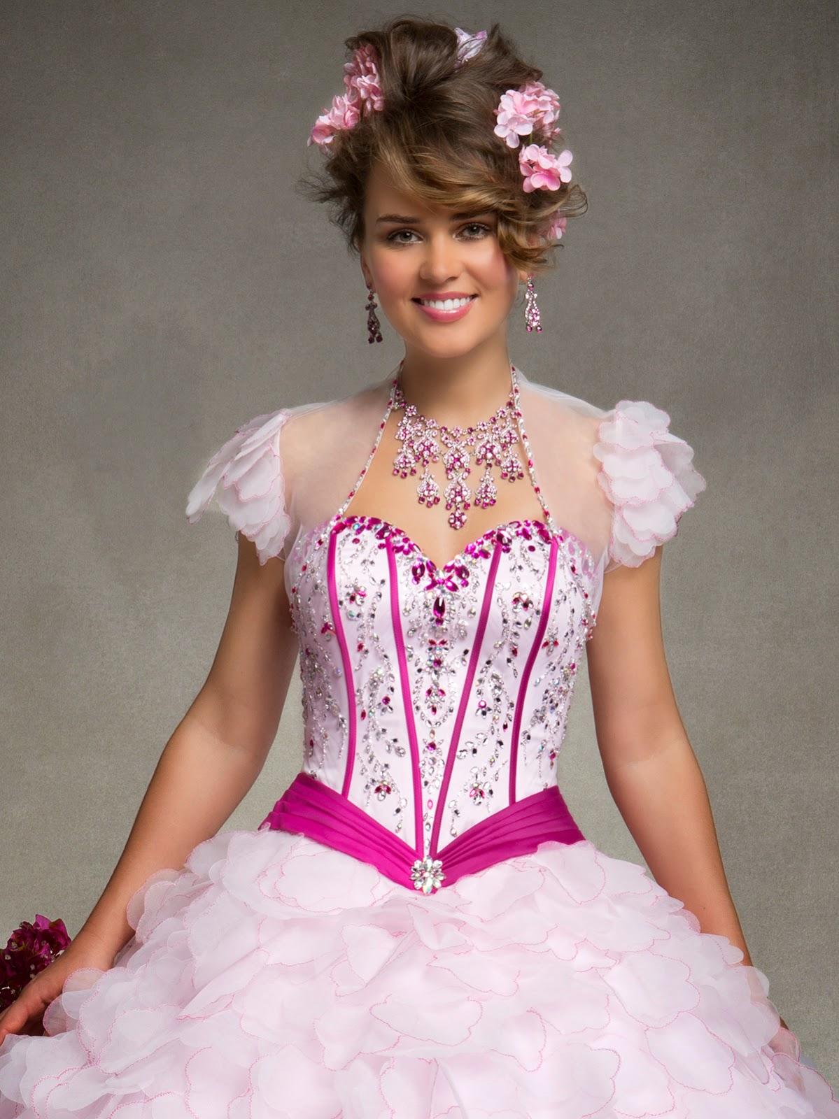Los mejores vestidos de 15 años | Prepárate! | 101 Vestidos de Moda ...