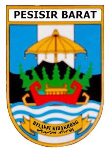Logo Kabupaten Pesisir Barat