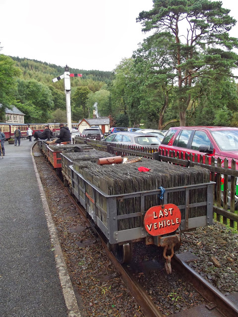 Ffestiniog Railway 150th Anniversary - The Gravity Slate Train