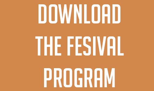 Cider Festival Program