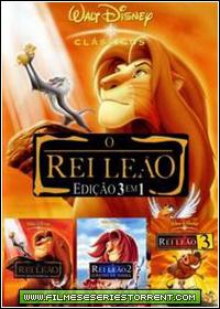 Trilogia O Rei Leão Torrent Dublado (1994 à 2004)