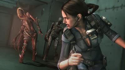 Resident Evil Revelations Gameplay